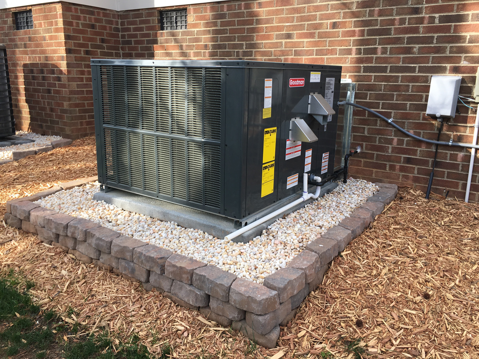 Goodman HVAC Installation, Holly Springs, NC
