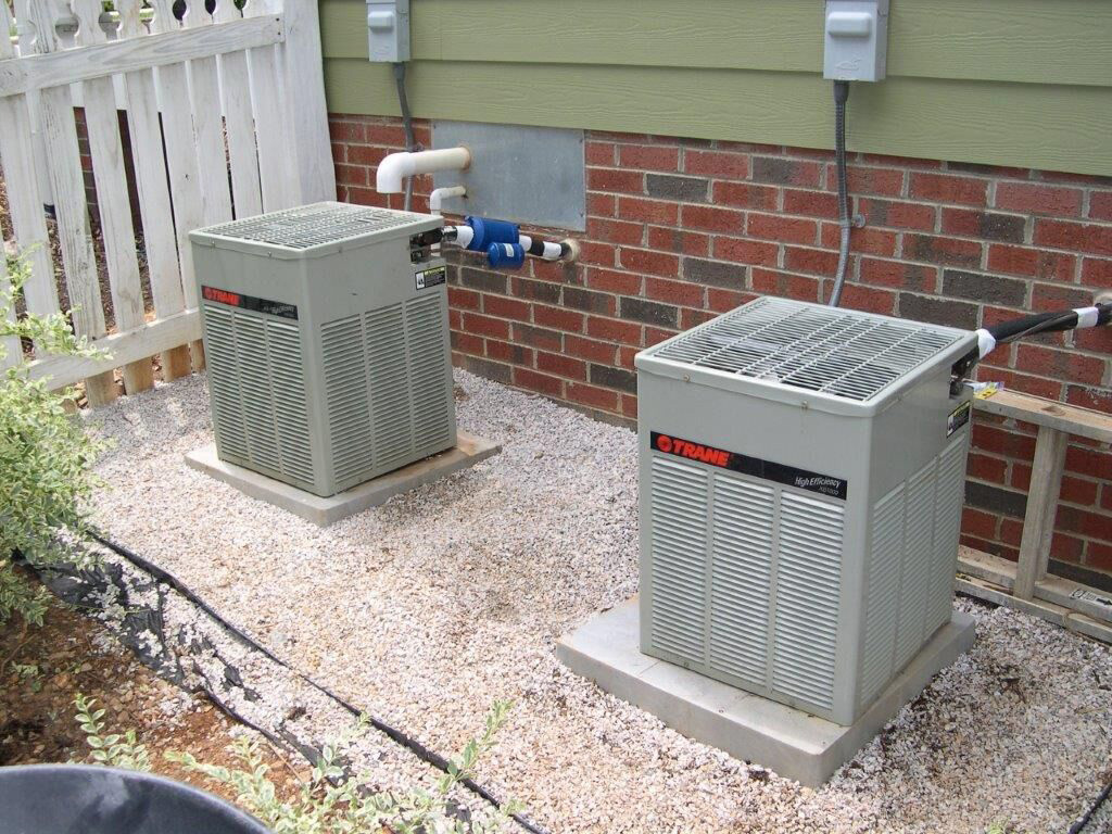 Trane HVAC Installation, Apex, NC